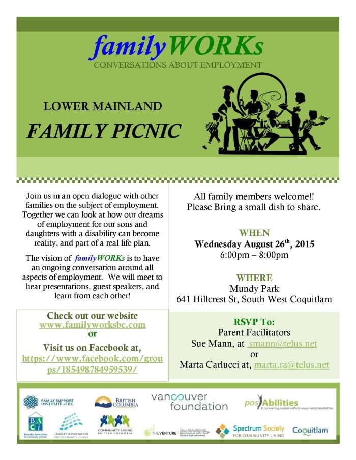 2015 08 26 - 6-8pm - familyWORKs picnic at Mundy Park