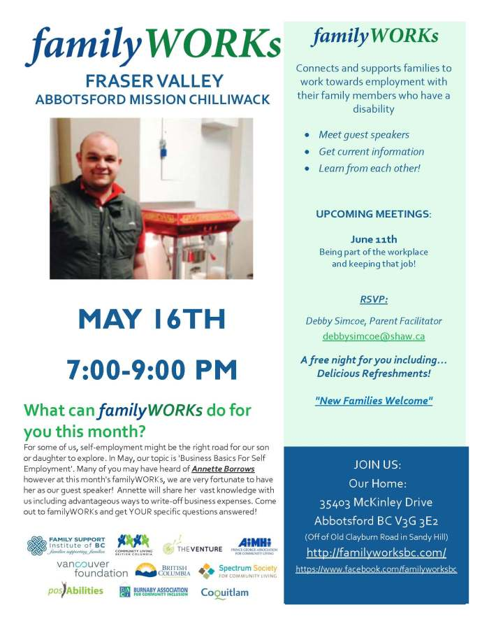 05 16 2017 familyWORKS FRASER VALLEY